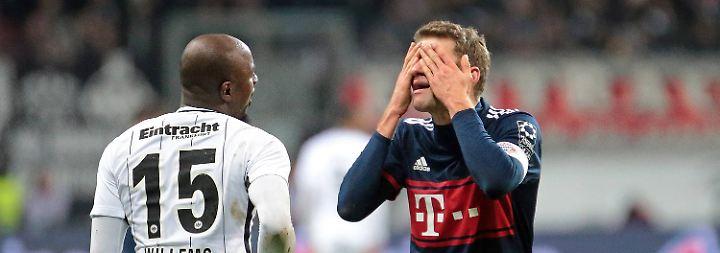 Lehren des 15. Buli-Spieltags: Bayern gähnt, Freddy Krueger foltert den FC