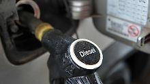 Alte Diesel: Autobauer verlängern Umtauschbonus
