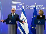 Netanjahu vor EU-Außenministern: EU soll bei Jerusalem Trumps Beispiel folgen