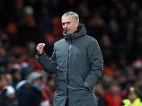Der Sport-Tag: Flaschenwurf: Mourinho zettelt Kabinenstreit an