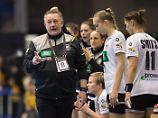 Abschied nach bitterem WM-Aus: DHB-Frauen trauern Coach Biegler nach