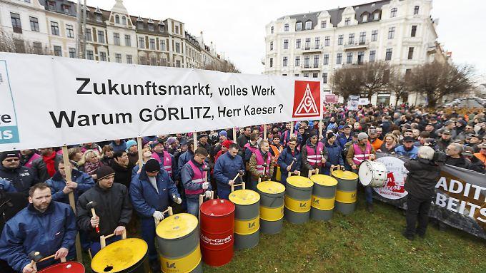 Vor allem in ärmeren Regionen wie in Ostsachsen um Görlitz lösen die Einschnitte Sorgen und Ängste aus.