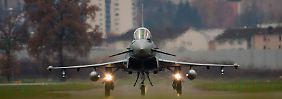 Eurofighter, F-35 oder F-18?: Bund debattiert Tornado-Nachfolge