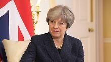 Der Tag: May: Zahlen Brexit-Rechnung nur bei Handelsabkommen