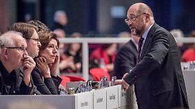 """""""Jeden Tag eine neue Idee"""": SPD erwägt """"KoKo"""" als neues Bündnismodell"""