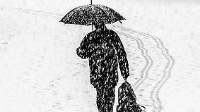 Sonne im Süden und Osten: Aus Westen kommt neuer Schnee