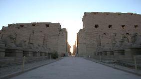 n-tv Dokumentation: Giganten der Geschichte - Die Tempel der Pharaonen