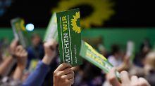 Habeck und Baerbock an Spitze?: Linke Grüne fürchten um Parteivielfalt