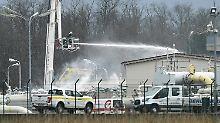 Russisches Erdgas für Europa: Gasexplosion kappt Italien-Leitung