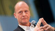 """Bleibt der Chef? Geht er?: Airbus: Enders-Aus ist """"reine Spekulation"""""""