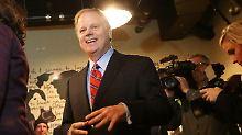 Große Schlappe für Trump: Demokrat Jones holt Senatssitz in Alabama