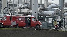 Gasexplosion in Österreich: OMV pumpt wieder Gas nach Italien