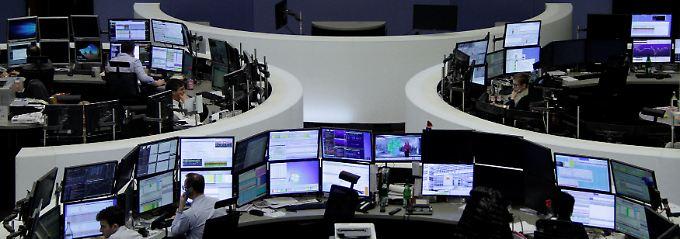 Der Dax am Dienstag: So lief es am deutschen Aktienmarkt zu Beginn der zweitägigen Fed-Sitzung in Washington.