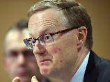 """""""Spekulativer Wahn"""": Australischer Notenbankchef kritisiert Bitcoin"""