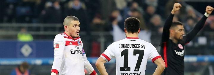 """Philipp Köster zum 16. Spieltag: """"HSV lässt sich von Frankfurt vorführen"""""""