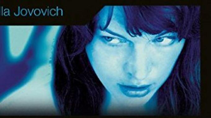 """Milla Jovovich: erst """"Das fünfte Element"""", nun """"Die vierte Art""""."""