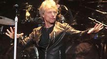 """""""Rock and Roll""""-Legenden geehrt: Bon Jovi zieht in die Hall of Fame ein"""
