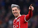 Schlusslicht Köln hält dagegen: Lewandowski erlöst schwachen FC Bayern
