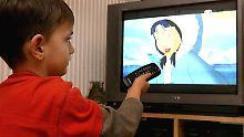 Untersuchung an Dreijährigen: Viel Fernsehen senkt die Schlafqualität