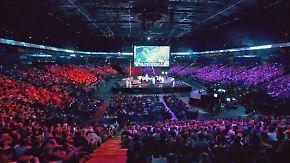Spielerisches Milliardengeschäft: E-Sport begeistert Zocker und Investoren