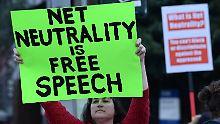 Mit Klagen ist zu rechnen: US-Aufsicht schafft Netzneutralität ab