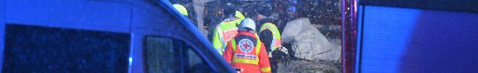 Der Tag: 09:09 Opfer des Absturzes in Ravensbrück identifiziert