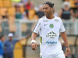 Ex-Fußballer soll Senator werden: Ronaldinho im Bund mit Rechtspopulisten?