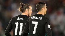 Zidane mahnt vor Klub-WM-Finale: Real Madrid schießt sich für Barcelona warm