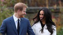 """Im Wonnemonat wird """"ja"""" gesagt: Harry und Meghan verraten Hochzeitsdatum"""