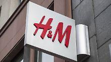 Aktienkurs bricht ein: H&M kündigt Filialschließungen an