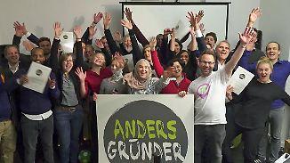 """n-tv Ratgeber: Startups mit Gewissen: """"Social Impact Lab"""" fördert weltverbessernde Gründer"""