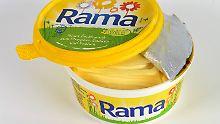 Rama, Becel und Flora: Unilever verkauft Geschäft mit Margarine