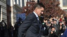 Flynns Rolle in Russland-Affäre: USA fordern Infos von Deutscher Bank