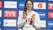 Der Sport-Tag: Köhler startet als Favoritin ins Schwimm-EM-Finale