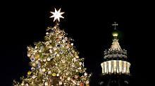 Stille Nacht, heilige Nacht: Gehen Sie Weihnachten in die Kirche?