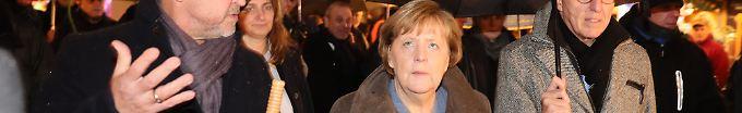 Der Tag: 17:29 Merkel trifft Angehörige von Breitscheidplatz-Opfern