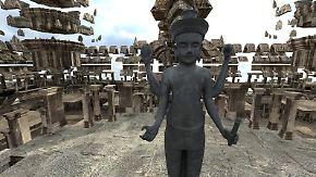 n-tv Dokumentation: Giganten der Geschichte - Angkor Wat