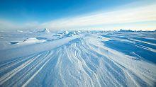 Folge der Erderwärmung: Schneefall in Alaska mehr als verdoppelt