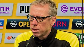 """Pokalkracher gegen Bayern: BVB-Coach Stöger erwartet """"Highlightspiel für beide Seiten"""""""
