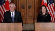 Der Tag: Kanada und USA planen Konferenz zu Nordkorea