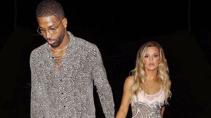 Tristan Thompson und Khloé Kardashian erwarten ihr erstes Kind.