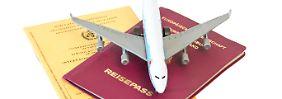 Einreise bei spontanen Reisen: Wie kommt man kurzfristig ans Visum?