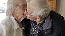 Audrey und Herbert Goodine