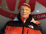 Ryanair zieht sich zurück: Lauda bietet für Niki
