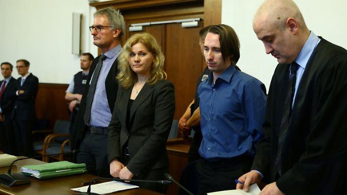 Sergej W. schwieg zum Prozessauftakt, gab zuvor aber an, in Dortmund nur Urlaub gemacht zu haben.