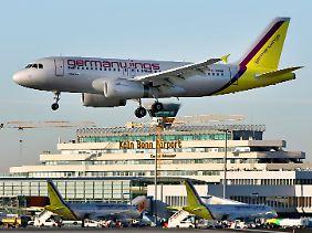 Flüge von und nach Köln/Bonn finden weiter statt.