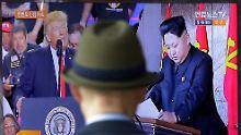 """Interview mit Nordkorea-Experte: """"Trumps Sprüche dienen Kims Propaganda"""""""