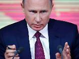 """""""Kompetent und reif"""": Putin spricht Kim Jong Un Lob aus"""