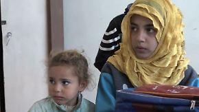 Schulen nehmen Betrieb wieder auf: Rakka vertreibt die Geister des IS