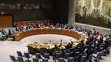 Reaktion auf Raketentests: UN verschärfen Sanktionen gegen Nordkorea